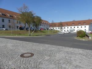 Anfahrt Innopark Taekwon-Do Schule Kitzingen